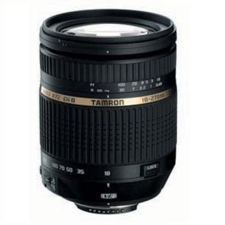 Tamron announces AF18-270MM Di II VC ultra high power zoom lens