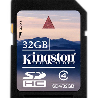 Kingston Technology adds 32GB memory card to Elite Pro range