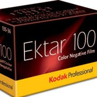 Kodak Ektar 100 film launched