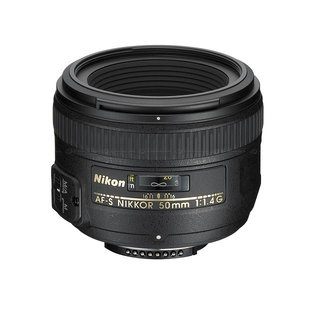 Nikon announces AF-S Nikkor 50mm f/1.4G fixed-focal length lens