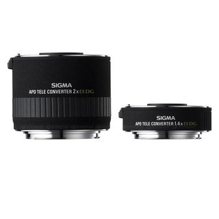 Sigma launches APO 1.4x and 2x teleconverters for Sony mounts