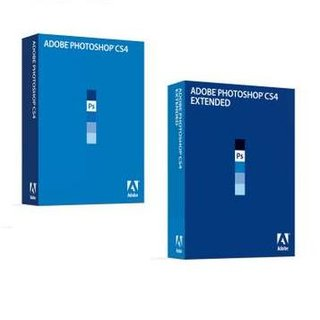 Adobe Photoshop CS4 and Photoshop CS4 Extended announced
