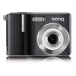 BenQ launches DC C1060 compact camera