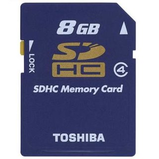 Toshiba launches three new memory cards