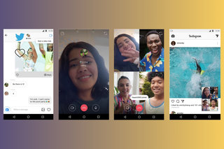 Wie man mit Instagram per Video chattet