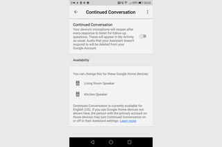 How to make Google Assistant listen to your string of follow-up questions image 2