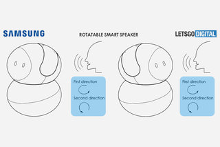 Samsungs Bixby smart speaker might have this pivoting head display image 3