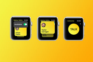 Apple has disabled its Walkie-Talkie app on Apple Watch due to security flaw