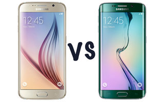 Samsung Galaxy S6 vs Samsung Galaxy S6 edge: Which should you choose?