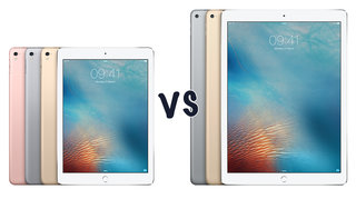 Apple iPad Pro 9.7 vs iPad Pro 12.9: What's the difference?