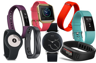 Best fitness trackers 2016: The best activity bands to buy today