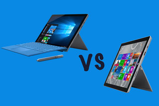 Microsoft Surface Pro 4 vs Surface Pro 3: What's the difference?