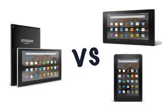 Amazon Fire HD 8 vs Fire HD 10 vs Fire: Which tablet should you choose?
