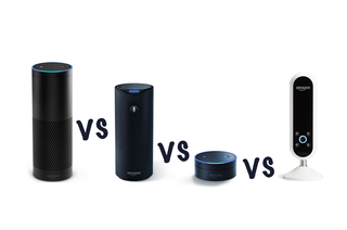 Amazon Echo vs Amazon Tap vs Echo Dot vs Echo Look: What's the difference?