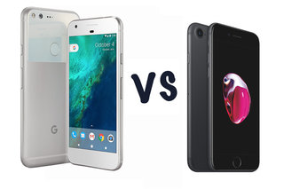 Google Pixel vs Apple iPhone 7: Which should you choose?