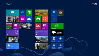 windows 8 review hello start screen image 1