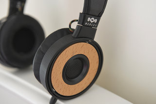 house of marley redemption song on ear headphones image 3