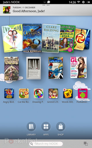 barnes noble nook hd image 14