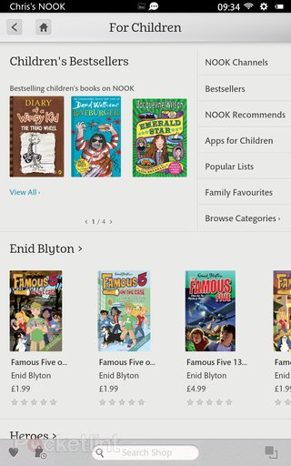 barnes noble nook hd image 24