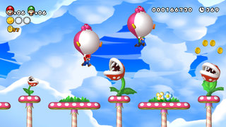 new super mario bros u for wii u  image 1