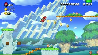 new super mario bros u for wii u  image 15