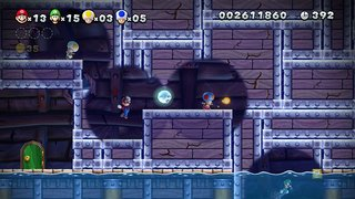 new super mario bros u for wii u  image 18