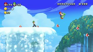 new super mario bros u for wii u  image 19