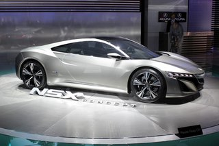 acura nsx concept pictures image 4