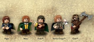 lego lord of the rings detailed one brick to rule them all pictures  image 3