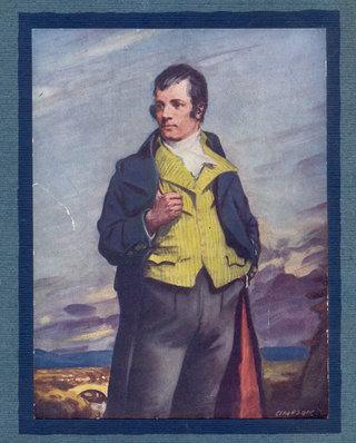 dewar s offers ar tipple with poet rabbie for burns night image 2