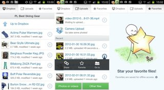 dropbox for android beta lands with auto camera uploads image 2
