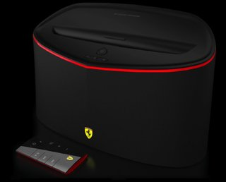ferrari iphone docks and headphones show your love for beautiful sound image 11