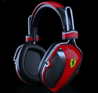 ferrari iphone docks and headphones show your love for beautiful sound image 16