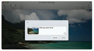 vimeo not youtube gets instant share option in mountain lion image 2