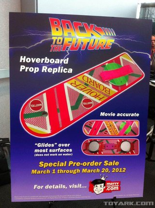 mattel hover board back to the future becomes reality image 5