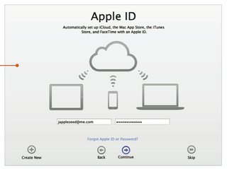 icloud for os x mountain lion brings auto setup and syncing image 3