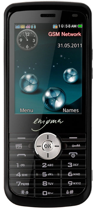 be 007 with the tripleton enigma e2 the world s most secure mobile phone image 2