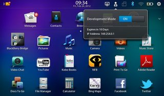 how to turn your blackberry playbook into a kindle fire image 4