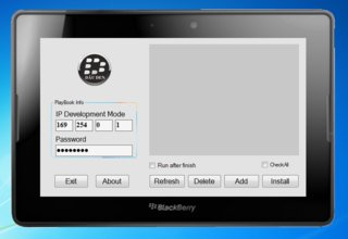 how to turn your blackberry playbook into a kindle fire image 6