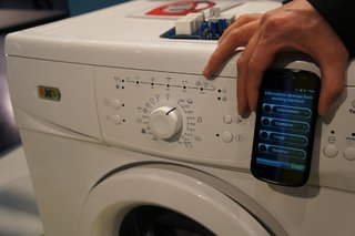 nxp builds smart washing machine with nfc and fabric detection image 2
