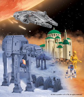 win tickets to the lego star wars miniland experience at legoland windsor image 2