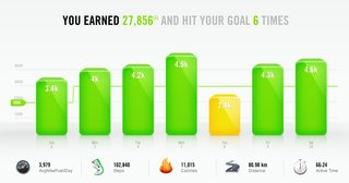 7 days with nike fuelband image 9