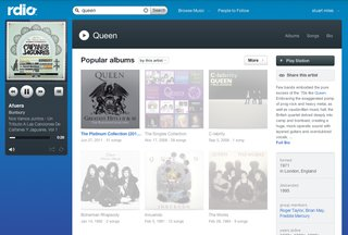 what is rdio and how does it compare to spotify  image 2