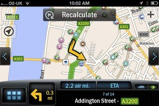 copilot gps app enables offline guidance image 3