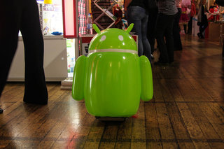 the android mascot you ll want to buy but can t unless you work for google image 3