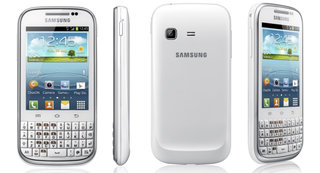samsung galaxy chat arrives just as blackberry phones move away from qwerty keyboards image 2