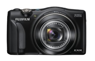 fujifilm finepix f800exr compact camera uses apps for smartphone compatibility image 2