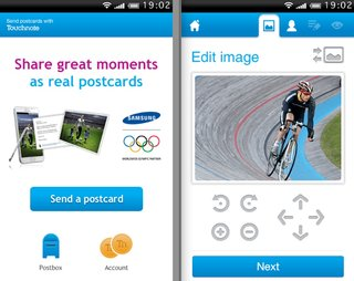 touchnote and samsung will deliver your postcards for free this summer image 2