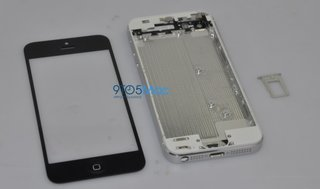 iphone 5 to have aluminium back cover and small dock connector  image 3
