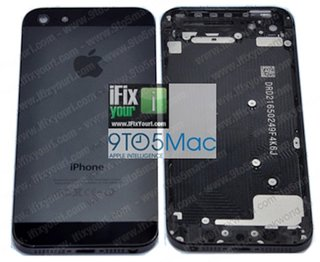 iphone 5 to have aluminium back cover and small dock connector  image 4
